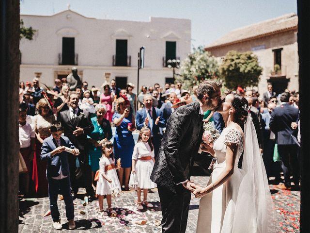 La boda de Sergio y Pilar en Manzanares, Ciudad Real 35