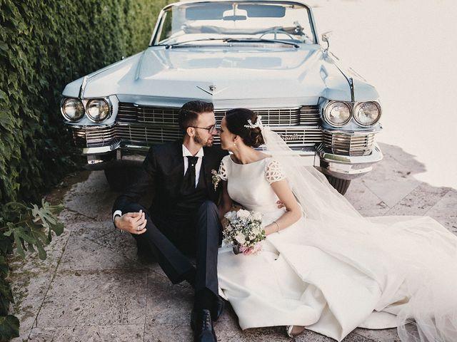 La boda de Sergio y Pilar en Manzanares, Ciudad Real 1