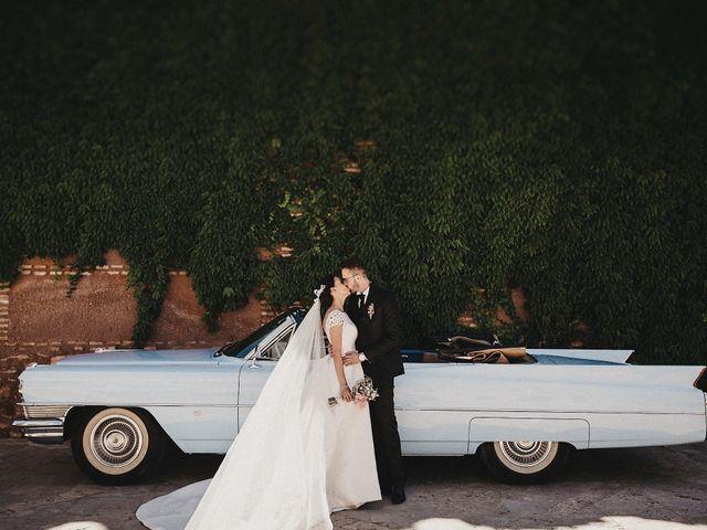 La boda de Sergio y Pilar en Manzanares, Ciudad Real 38
