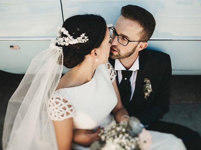 La boda de Sergio y Pilar en Manzanares, Ciudad Real 39