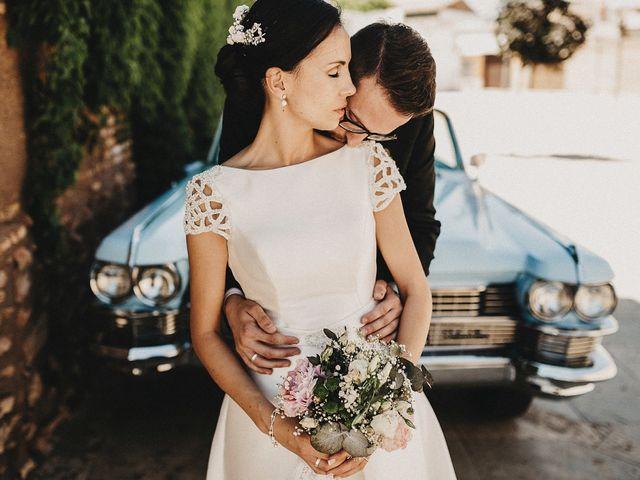 La boda de Sergio y Pilar en Manzanares, Ciudad Real 44
