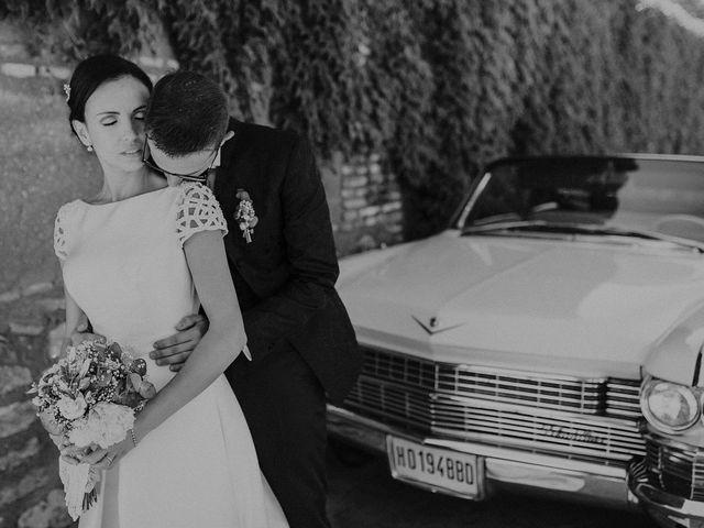 La boda de Sergio y Pilar en Manzanares, Ciudad Real 45