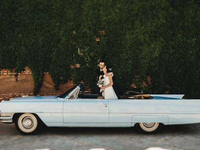 La boda de Sergio y Pilar en Manzanares, Ciudad Real 46
