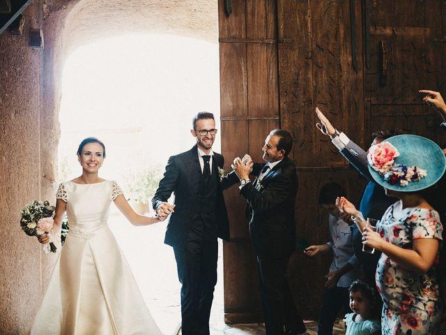 La boda de Sergio y Pilar en Manzanares, Ciudad Real 55
