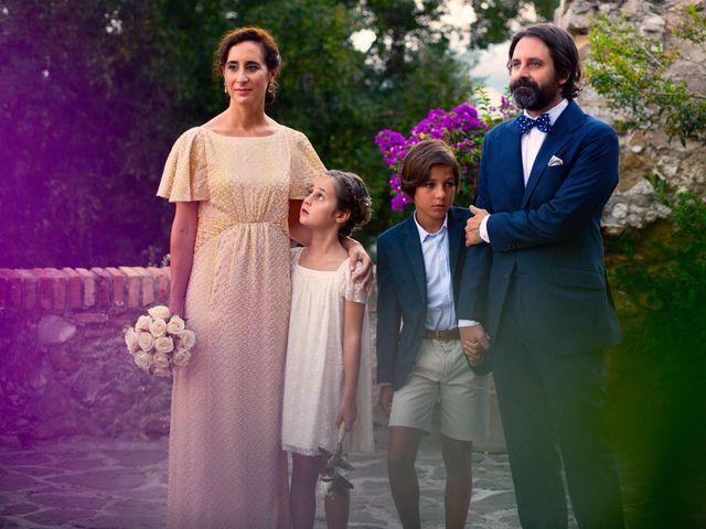 La boda de Carmen y Dalma