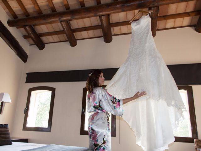 La boda de Laura y Isaac en Jorba, Barcelona 9