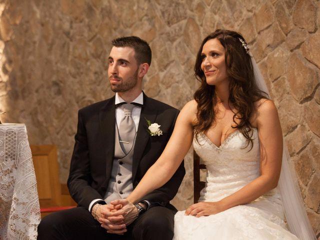 La boda de Laura y Isaac en Jorba, Barcelona 18