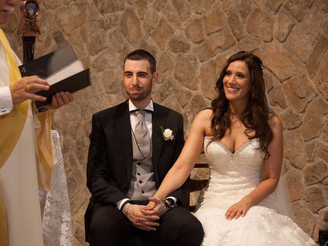 La boda de Laura y Isaac en Jorba, Barcelona 19