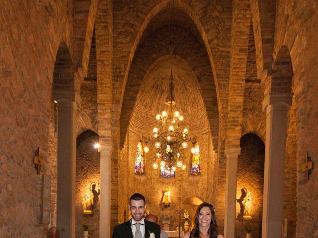 La boda de Laura y Isaac en Jorba, Barcelona 22