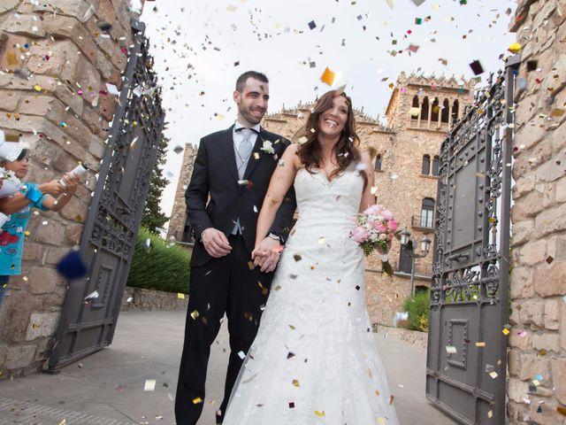 La boda de Laura y Isaac en Jorba, Barcelona 23