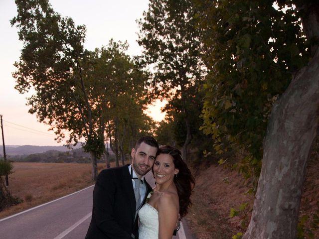 La boda de Laura y Isaac en Jorba, Barcelona 1