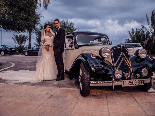 La boda de Fran y Nerea en Alacant/alicante, Alicante 2
