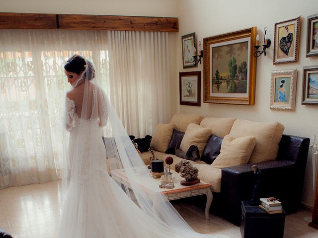 La boda de Fran y Nerea en Alacant/alicante, Alicante 4
