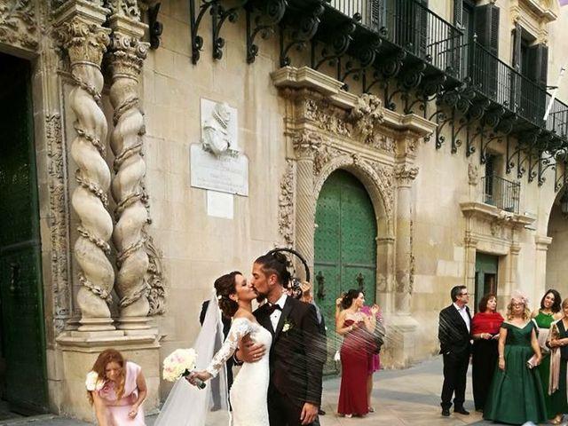 La boda de Fran y Nerea en Alacant/alicante, Alicante 8
