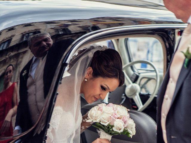 La boda de Fran y Nerea en Alacant/alicante, Alicante 10