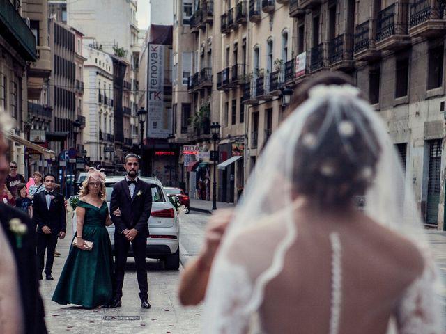 La boda de Fran y Nerea en Alacant/alicante, Alicante 11