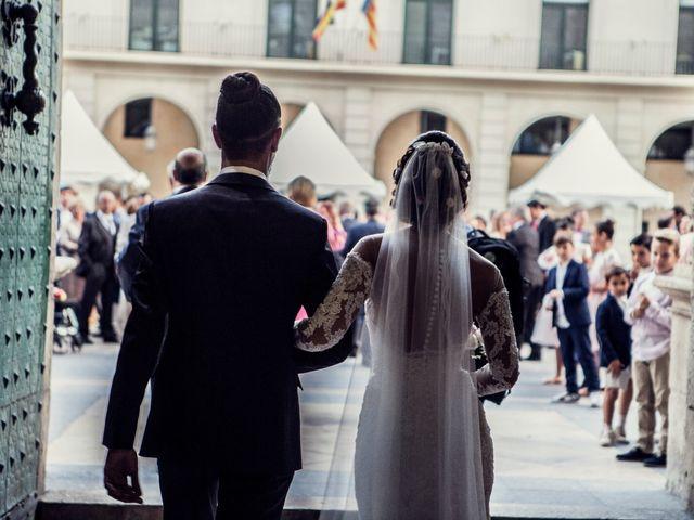 La boda de Fran y Nerea en Alacant/alicante, Alicante 13