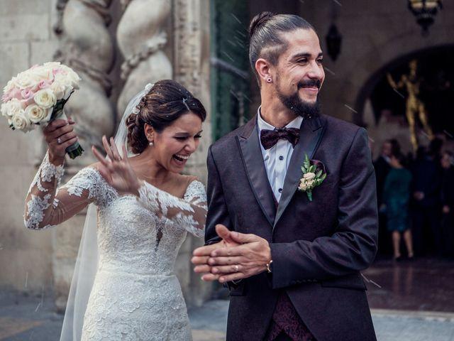 La boda de Fran y Nerea en Alacant/alicante, Alicante 15
