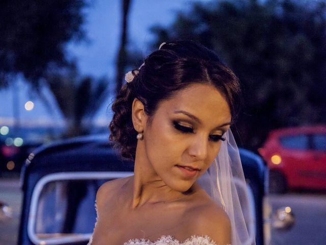La boda de Fran y Nerea en Alacant/alicante, Alicante 22