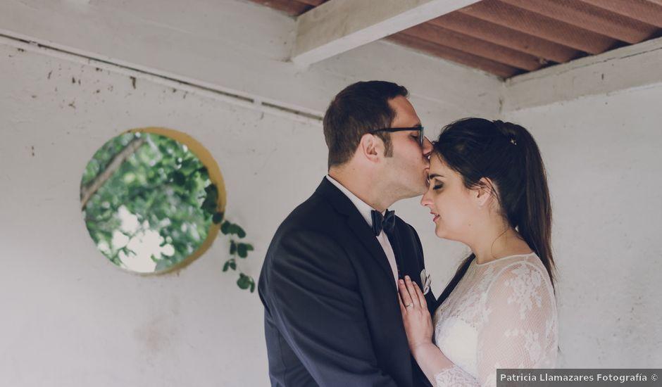 La boda de Julio y Raquel en Villasevil, Cantabria