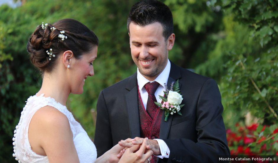 La boda de Juandi y Nuria en Premia De Dalt, Barcelona