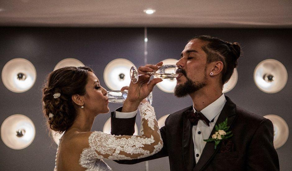 La boda de Fran y Nerea en Alacant/alicante, Alicante