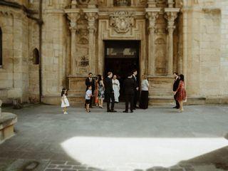 La boda de Eva y Conrad 1