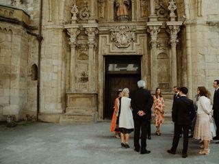 La boda de Eva y Conrad 3