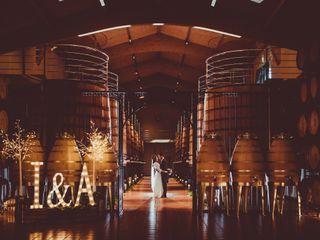 La boda de Isa y Alex