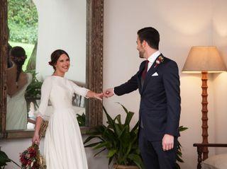 La boda de Bascues y Pedro