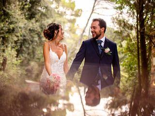 La boda de Ana y Adrià