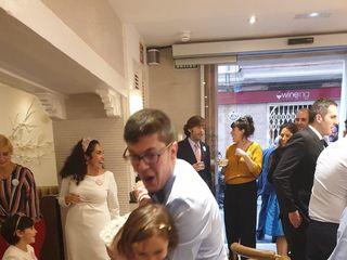 La boda de Carmen  y Aarón  1