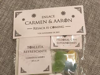 La boda de Carmen  y Aarón  3