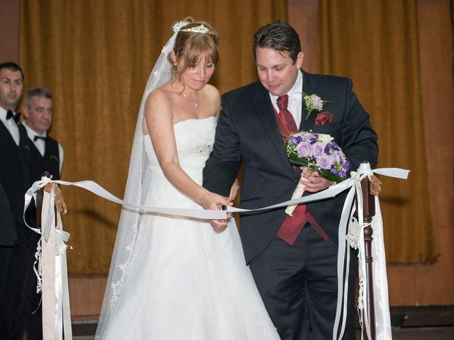 La boda de Ana Isabel y Manu