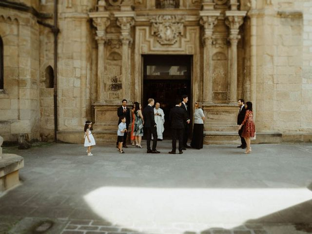 La boda de Conrad y Eva en Donostia-San Sebastián, Guipúzcoa 1