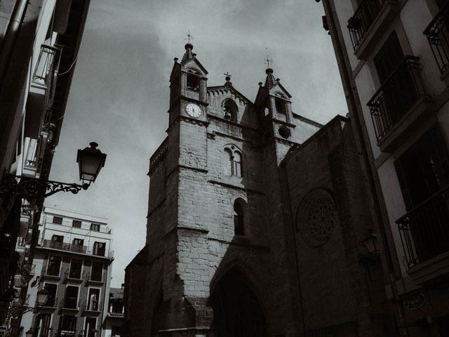 La boda de Conrad y Eva en Donostia-San Sebastián, Guipúzcoa 2