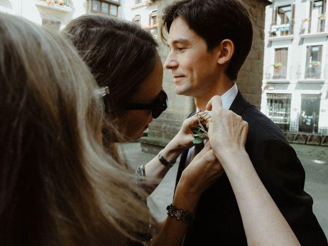 La boda de Conrad y Eva en Donostia-San Sebastián, Guipúzcoa 5