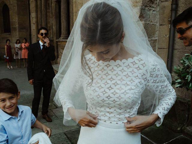 La boda de Conrad y Eva en Donostia-San Sebastián, Guipúzcoa 9
