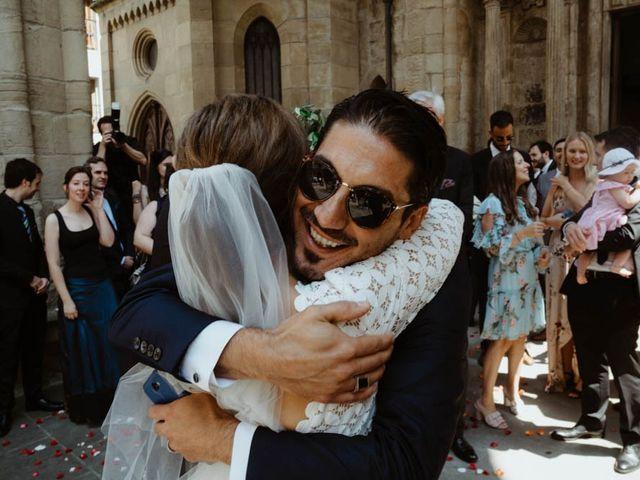 La boda de Conrad y Eva en Donostia-San Sebastián, Guipúzcoa 18