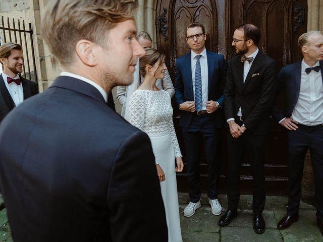 La boda de Conrad y Eva en Donostia-San Sebastián, Guipúzcoa 21