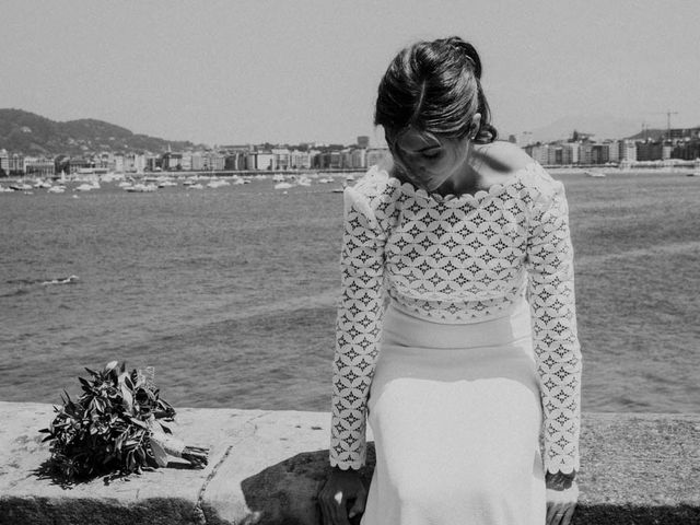 La boda de Conrad y Eva en Donostia-San Sebastián, Guipúzcoa 30