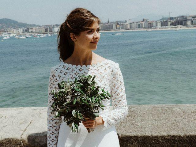 La boda de Conrad y Eva en Donostia-San Sebastián, Guipúzcoa 32