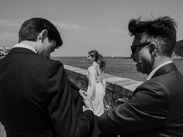 La boda de Conrad y Eva en Donostia-San Sebastián, Guipúzcoa 37