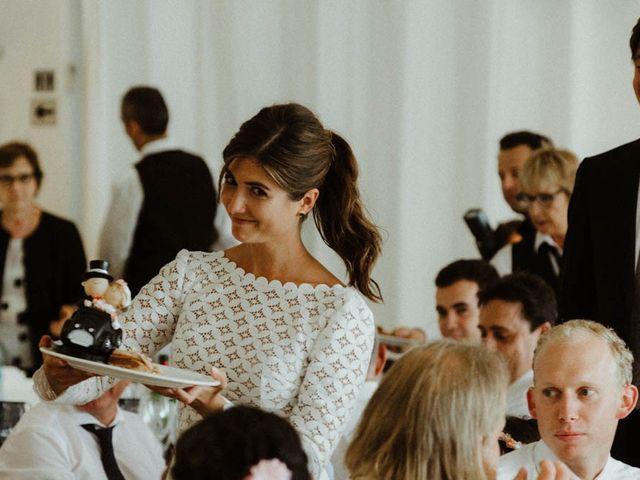 La boda de Conrad y Eva en Donostia-San Sebastián, Guipúzcoa 44