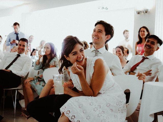 La boda de Conrad y Eva en Donostia-San Sebastián, Guipúzcoa 46
