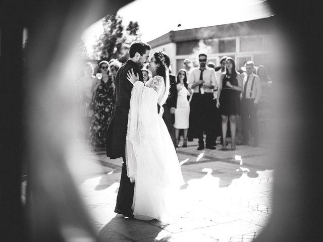 La boda de Alex y Isa en Chinchilla De Monte Aragon, Albacete 14