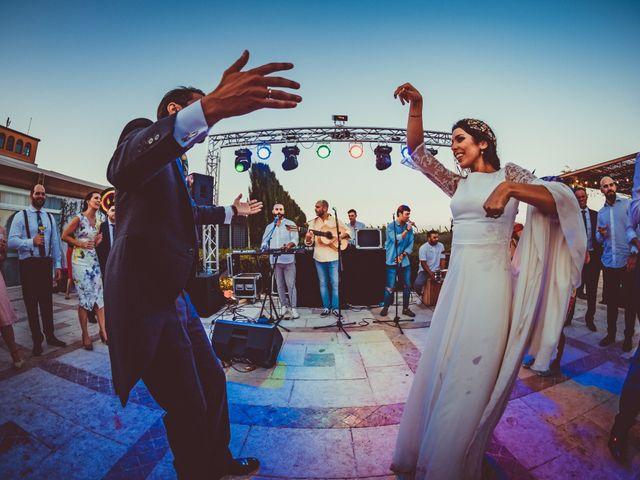 La boda de Alex y Isa en Chinchilla De Monte Aragon, Albacete 15