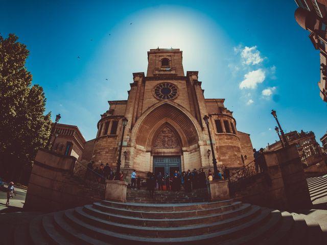 La boda de Alex y Isa en Albacete, Albacete 18
