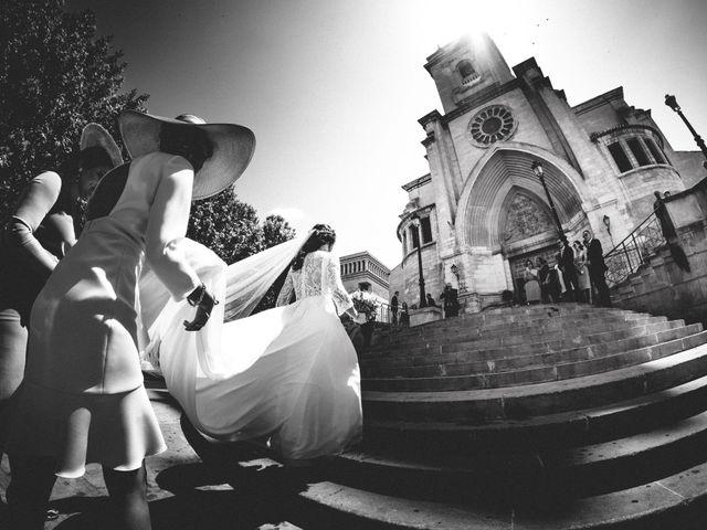 La boda de Alex y Isa en Chinchilla De Monte Aragon, Albacete 20