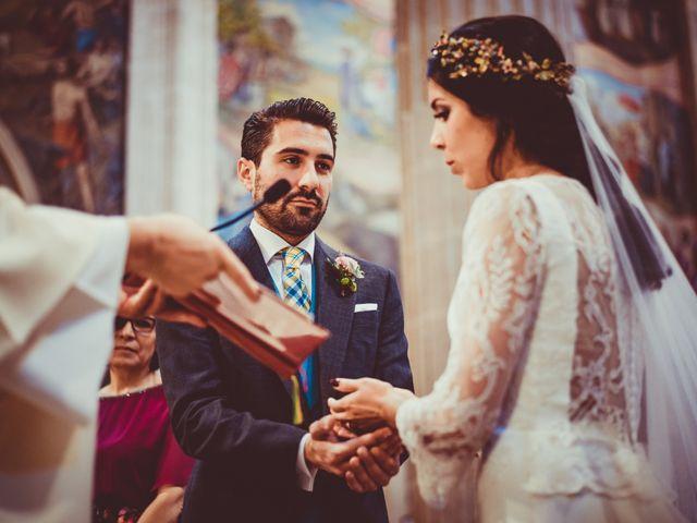 La boda de Alex y Isa en Chinchilla De Monte Aragon, Albacete 24